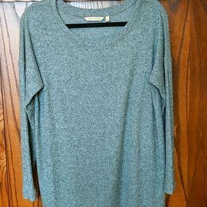 Soft Surroundings Tunic Sweater L